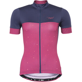 Triple2 Velozip Performance Jersey Women Beet Red